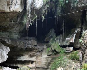 mulut gua putri